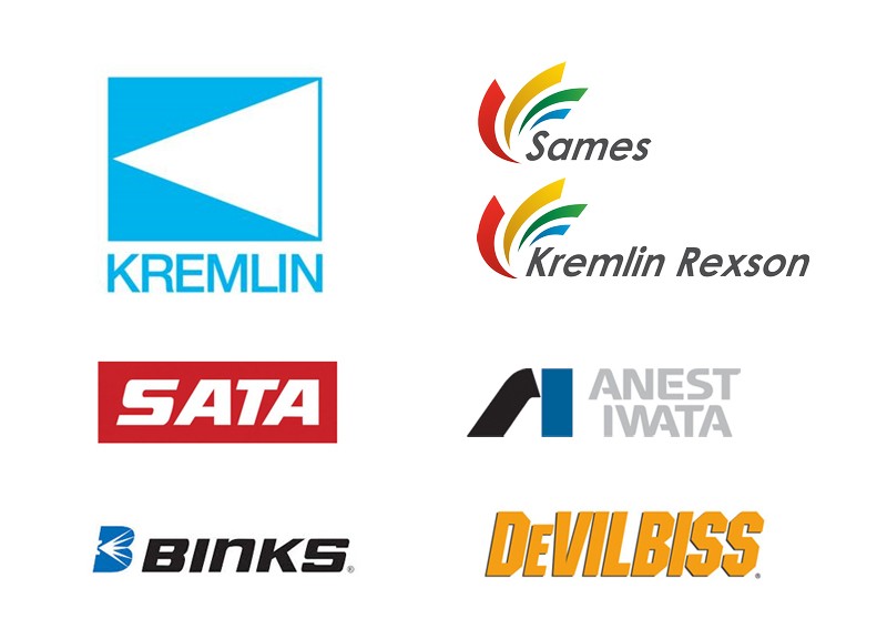 Our Equipment Brands